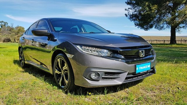 Used Honda Civic RS, Tanunda, 2016 Honda Civic RS Sedan