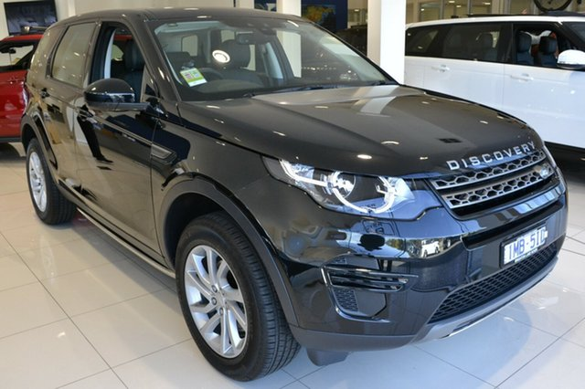 Discounted Demonstrator, Demo, Near New Land Rover Discovery Sport TD4 110kW SE, Gardenvale, 2017 Land Rover Discovery Sport TD4 110kW SE Wagon