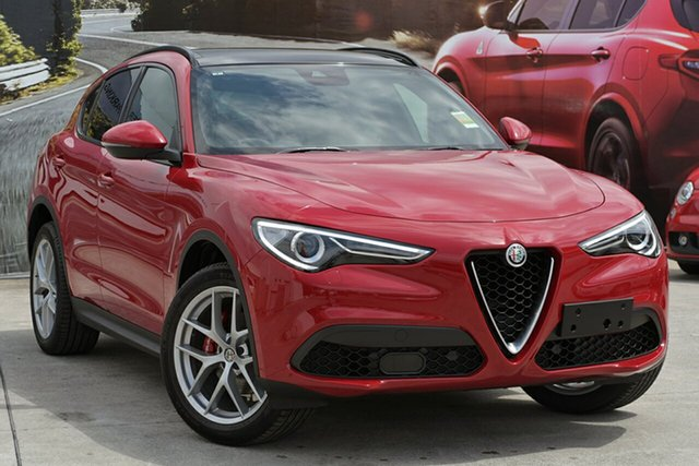 New Alfa Romeo Stelvio Ti AWD, Southport, 2018 Alfa Romeo Stelvio Ti AWD Wagon