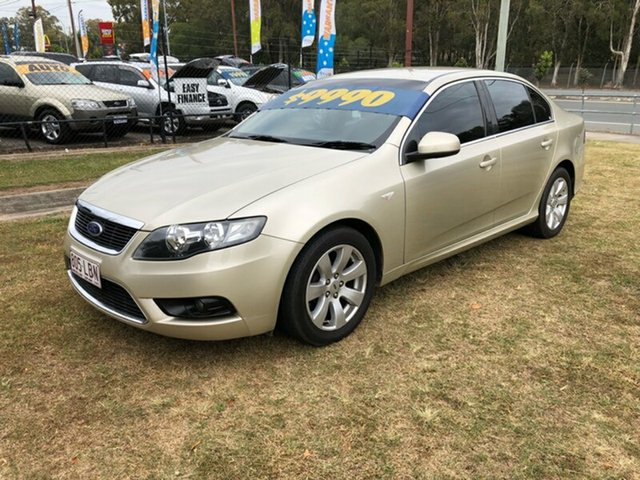 Used Ford Falcon G6, Clontarf, 2008 Ford Falcon G6 Sedan