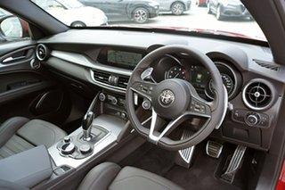 2018 Alfa Romeo Stelvio Ti AWD Wagon.