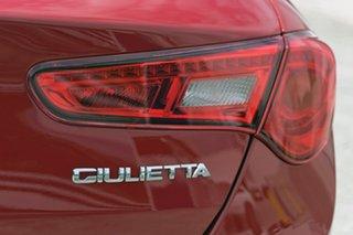 2018 Alfa Romeo Giulietta Super TCT Hatchback.