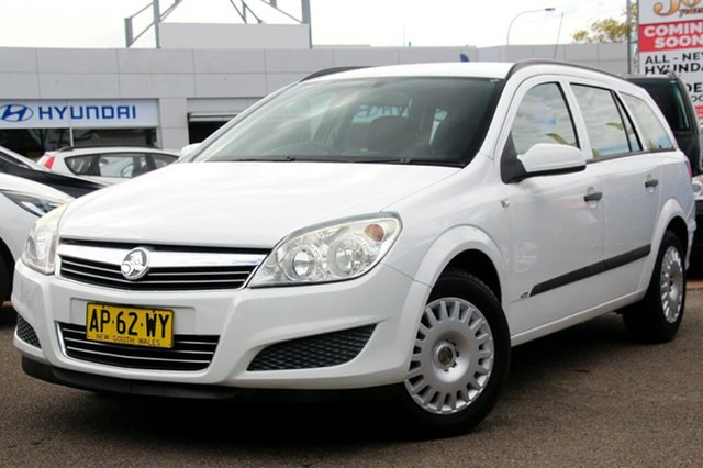 Used Holden Astra CD, Brookvale, 2007 Holden Astra CD Wagon