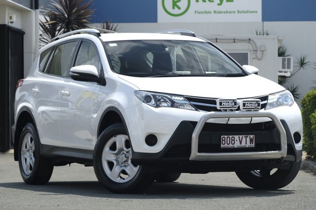 Used Toyota RAV4 GX AWD, Bowen Hills, 2015 Toyota RAV4 GX AWD Wagon