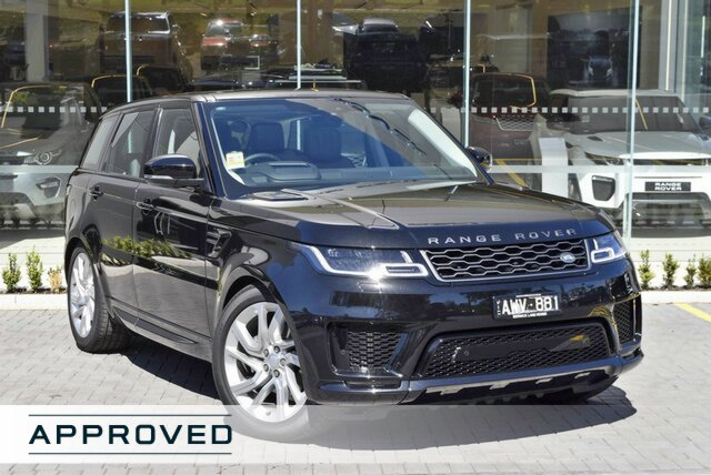Demonstrator, Demo, Near New Land Rover Range Rover Sport SDV6 CommandShift HSE Dynamic, Berwick, 2018 Land Rover Range Rover Sport SDV6 CommandShift HSE Dynamic Wagon