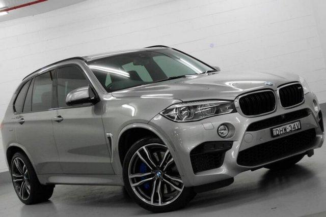 Used BMW X5 M Steptronic, Chatswood, 2016 BMW X5 M Steptronic Wagon