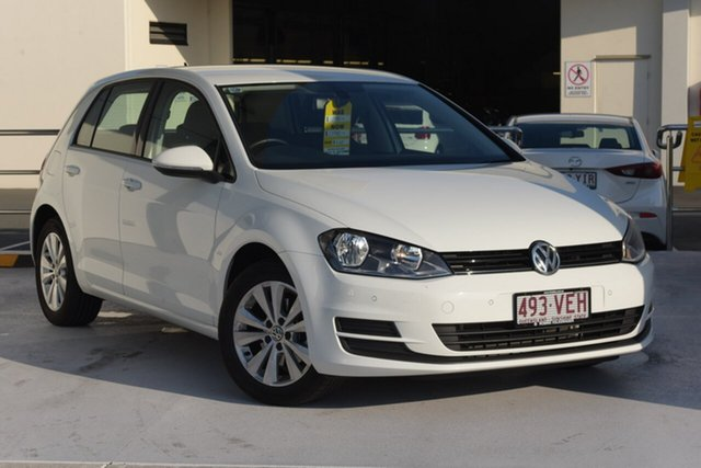Used Volkswagen Golf 90TSI Comfortline, Southport, 2014 Volkswagen Golf 90TSI Comfortline Hatchback