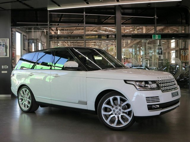 Used Land Rover Range Rover TDV6 Vogue, North Melbourne, 2015 Land Rover Range Rover TDV6 Vogue Wagon