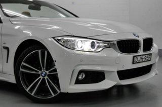 2016 BMW 420i M Sport Convertible.