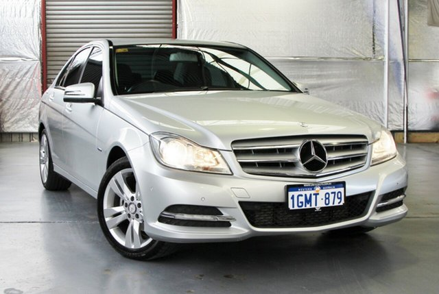 Used Mercedes-Benz C200 CDI BlueEFFICIENCY 7G-Tronic +, Myaree, 2011 Mercedes-Benz C200 CDI BlueEFFICIENCY 7G-Tronic + Sedan