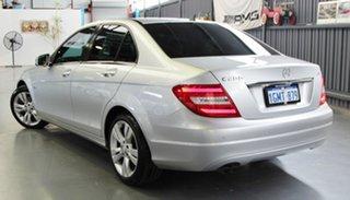 2011 Mercedes-Benz C200 CDI BlueEFFICIENCY 7G-Tronic + Sedan.
