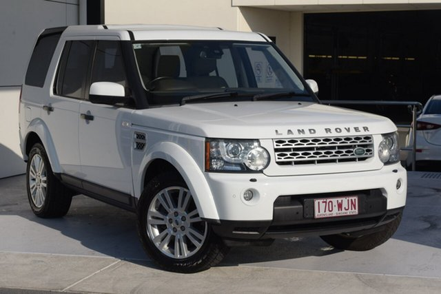 Used Land Rover Discovery 4 SDV6 CommandShift HSE, Southport, 2011 Land Rover Discovery 4 SDV6 CommandShift HSE Wagon