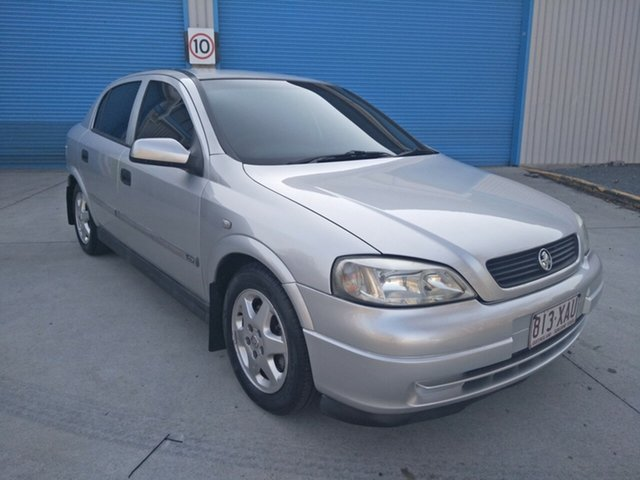 Used Holden Astra CD, Ashmore, 2000 Holden Astra CD Hatchback