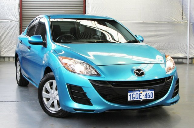 Used Mazda 3 Neo Activematic, Myaree, 2010 Mazda 3 Neo Activematic Sedan
