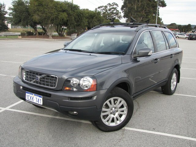 Used Volvo XC90 D5, Maddington, 2007 Volvo XC90 D5 Wagon