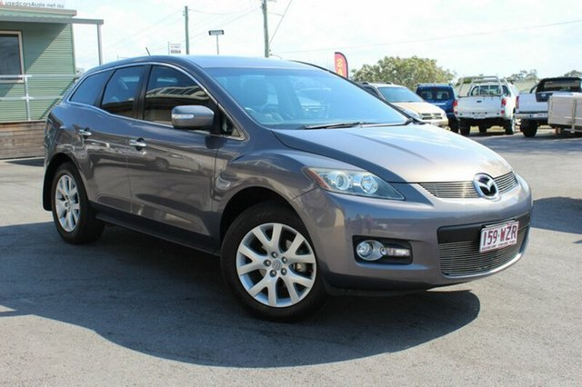 Used Mazda CX-7 Luxury, Tingalpa, 2008 Mazda CX-7 Luxury Wagon