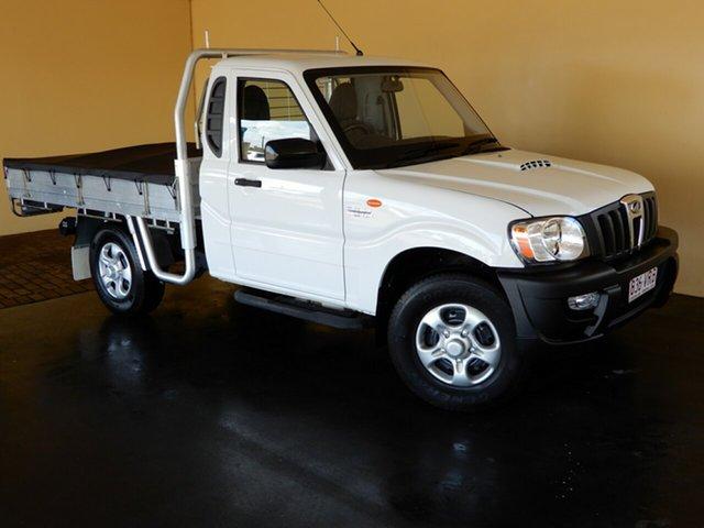 Used Mahindra Pik-Up (4x4), Toowoomba, 2015 Mahindra Pik-Up (4x4) Cab Chassis