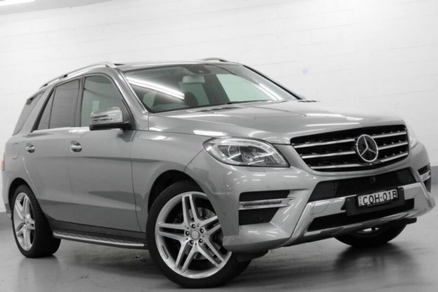 Used Mercedes-Benz ML350 BlueTEC 7G-Tronic +, Southport, 2013 Mercedes-Benz ML350 BlueTEC 7G-Tronic + Wagon