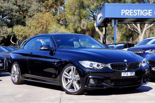 Used BMW 435i, Balwyn, 2015 BMW 435i Convertible