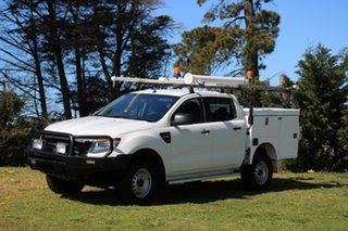 2013 Ford Ranger XL Double Cab Cab Chassis.