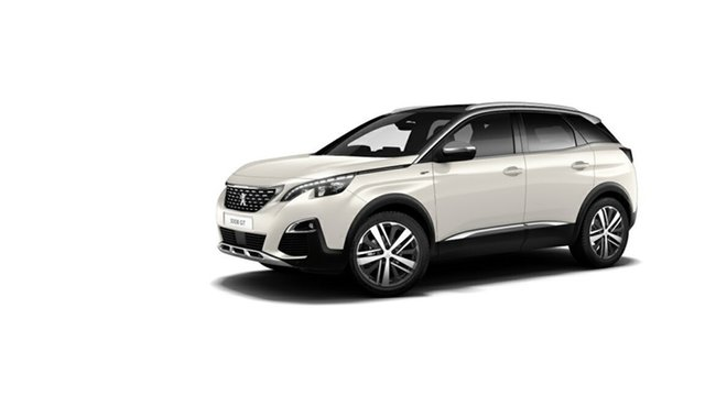 Demonstrator, Demo, Near New Peugeot 3008 GT SUV, Nambour, 2018 Peugeot 3008 GT SUV P84 MY18 Hatchback