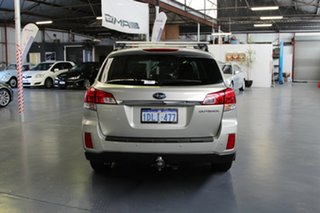 2010 Subaru Outback 2.5i Lineartronic AWD Wagon.