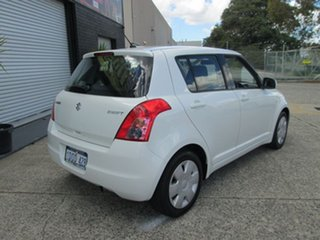 2010 Suzuki Swift Hatchback.