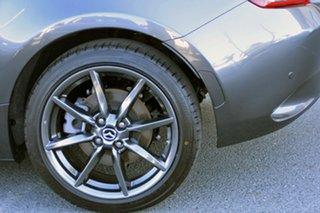 2018 Mazda MX-5 Convertible.