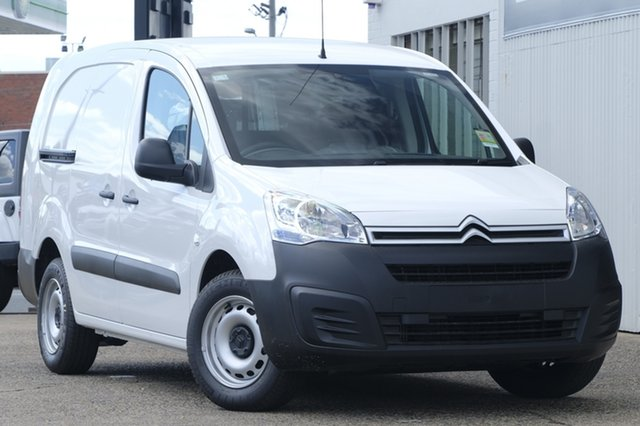 Demonstrator, Demo, Near New Citroen Berlingo L2 ETG BlueHDi, Bowen Hills, 2017 Citroen Berlingo L2 ETG BlueHDi Van