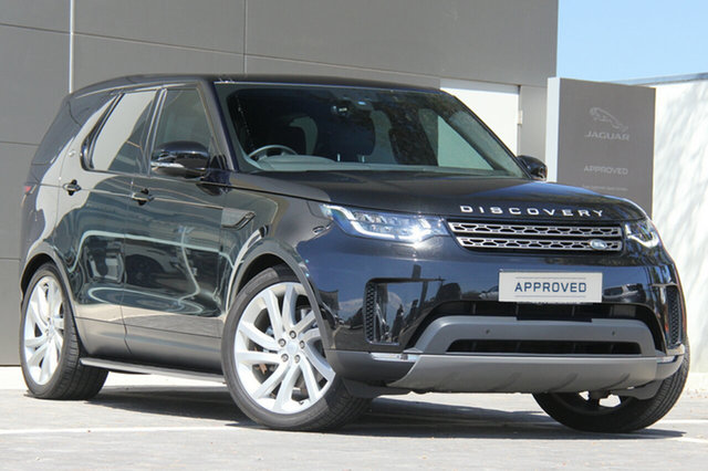 Demonstrator, Demo, Near New Land Rover Discovery TD6 SE, Southport, 2017 Land Rover Discovery TD6 SE SUV