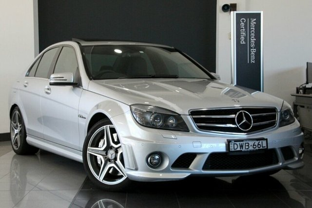 Used Mercedes-Benz C63 AMG, Southport, 2008 Mercedes-Benz C63 AMG Sedan