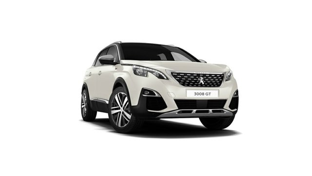 New Peugeot 3008 GT SUV, Nambour, 2018 Peugeot 3008 GT SUV P84 MY18 Hatchback