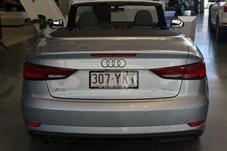 2018 Audi A3 S tronic Cabriolet.