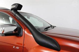2015 Isuzu D-MAX LS-Terrain HI-Ride (4x4) Crew Cab Utility.