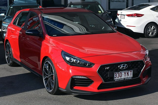 Demonstrator, Demo, Near New Hyundai i30, Southport, 2018 Hyundai i30 Sedan