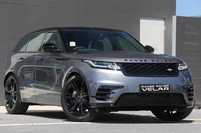 Demonstrator, Demo, Near New Land Rover Range Rover Velar D300 AWD R-Dynamic S, Campbelltown, 2017 Land Rover Range Rover Velar D300 AWD R-Dynamic S SUV