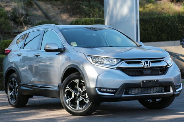 Discounted Demonstrator, Demo, Near New Honda CR-V VTi-LX 4WD, Southport, 2018 Honda CR-V VTi-LX 4WD SUV
