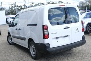 2018 Citroen Berlingo L2 ETG BlueHDi Van.