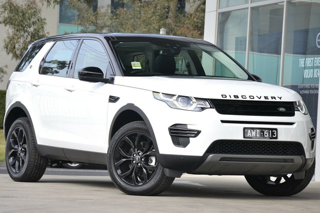 Demonstrator, Demo, Near New Land Rover Discovery Sport Si4 177kW SE, Port Melbourne, 2018 Land Rover Discovery Sport Si4 177kW SE Wagon