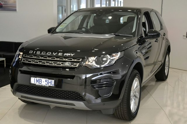 Discounted Demonstrator, Demo, Near New Land Rover Discovery Sport TD4 110kW SE, Gardenvale, 2018 Land Rover Discovery Sport TD4 110kW SE Wagon