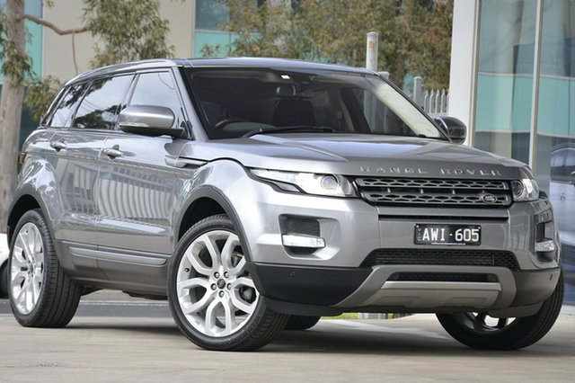 Used Land Rover Range Rover Evoque, Port Melbourne, 2013 Land Rover Range Rover Evoque Wagon