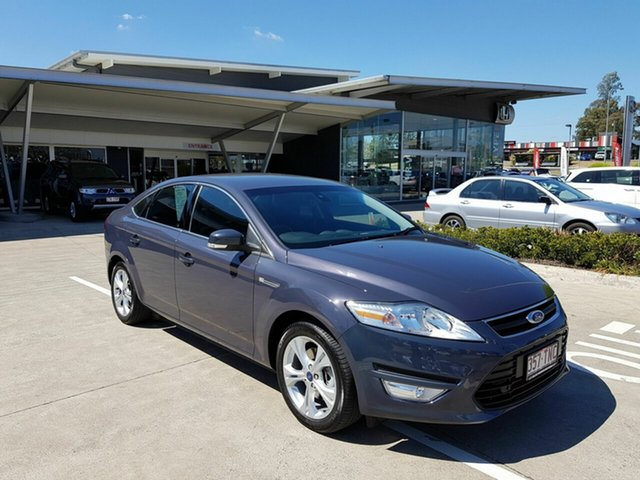 Discounted Used Ford Mondeo Zetec PwrShift EcoBoost, Yamanto, 2013 Ford Mondeo Zetec PwrShift EcoBoost Hatchback