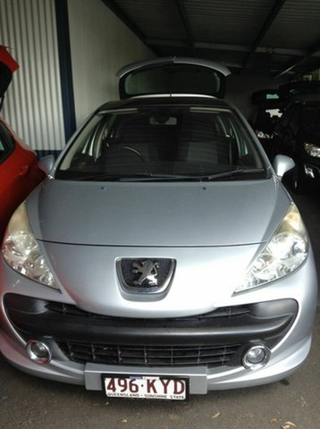 Used Peugeot 207 XE, Nambour, 2007 Peugeot 207 XE A7 Hatchback