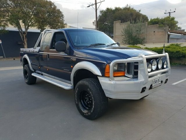 Used Ford F250 XLT (4x4), Melrose Park, 2004 Ford F250 XLT (4x4) Super Cab Pickup