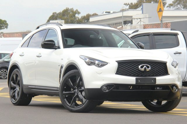 Discounted New Infiniti QX70 S-Design, Southport, 2017 Infiniti QX70 S-Design Wagon