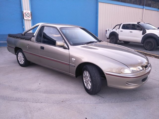 Used Holden Commodore S, Ashmore, 1999 Holden Commodore S Utility