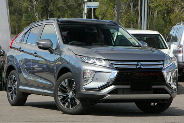 Demonstrator, Demo, Near New Mitsubishi Eclipse Cross Exceed AWD, Toowong, 2017 Mitsubishi Eclipse Cross Exceed AWD Wagon