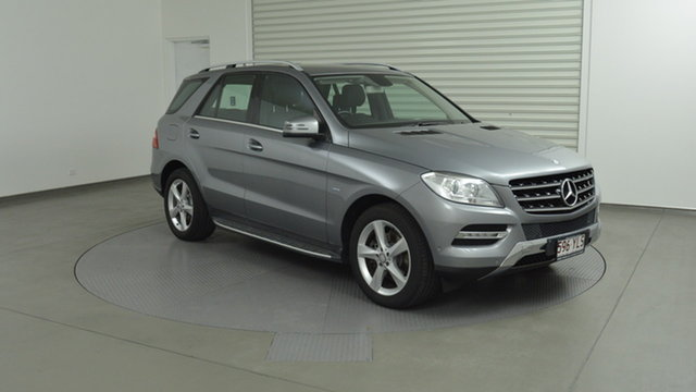 Used Mercedes-Benz ML250 BlueTEC 7G-Tronic +, Southport, 2012 Mercedes-Benz ML250 BlueTEC 7G-Tronic + Wagon