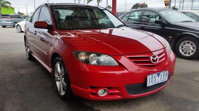Used Mazda 3 SP23, Cheltenham, 2005 Mazda 3 SP23 Sedan