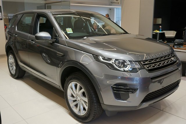 Discounted New Land Rover Discovery Sport TD4 110kW SE, Phillip, 2017 Land Rover Discovery Sport TD4 110kW SE Wagon